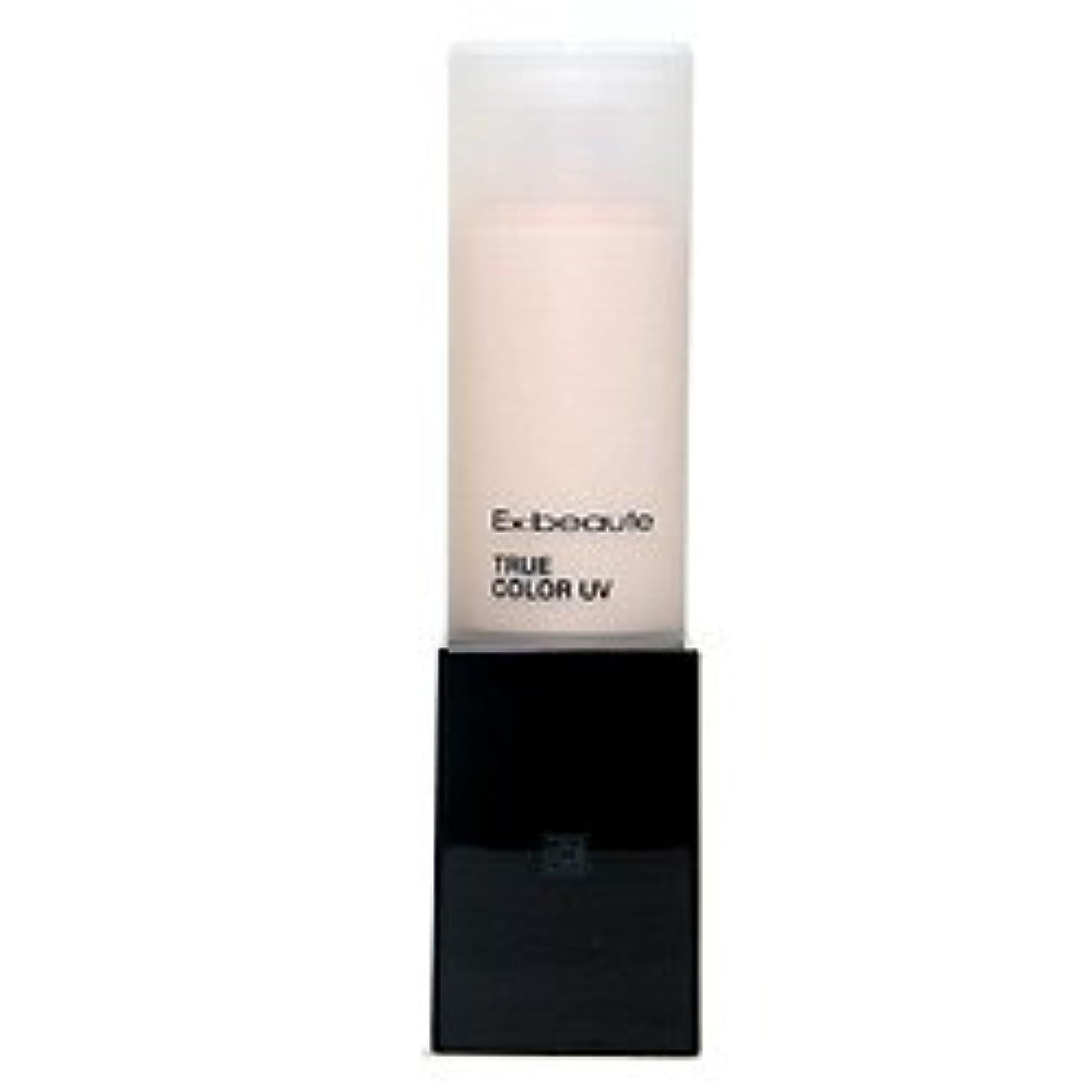 錆びナチュラ乳剤エクスボーテ トゥルーカラー UV SPF15 PA++ 23g イエロー (在庫)