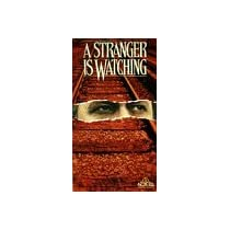 A Stranger Is Watching [VHS]