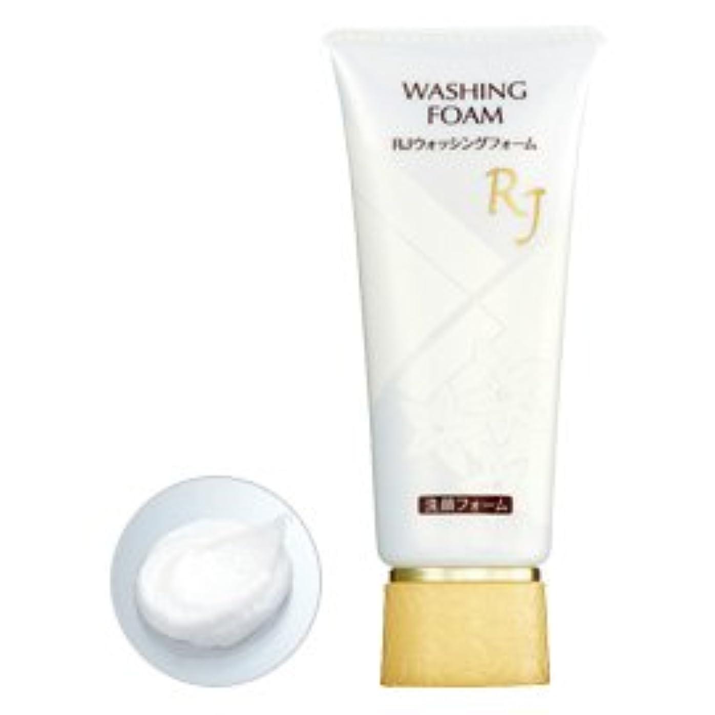 騒繊毛解凍する、雪解け、霜解けRJウォッシング(洗顔) フォーム 100g / RJ face wash <100g>