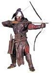 Toybiz Lurtz Uruk Hai Action Figure Fellowship Of The Ring (Lord Of The Rings)