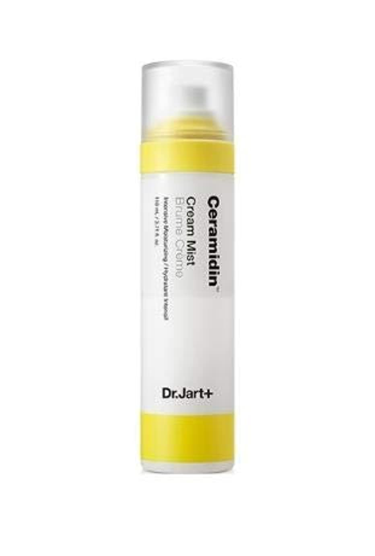 冷蔵庫気をつけて保有者Dr.Jart+ Ceramidin Cream Mist ドクタージャルト セラマイディン クリーム ミスト 110ml [並行輸入品]