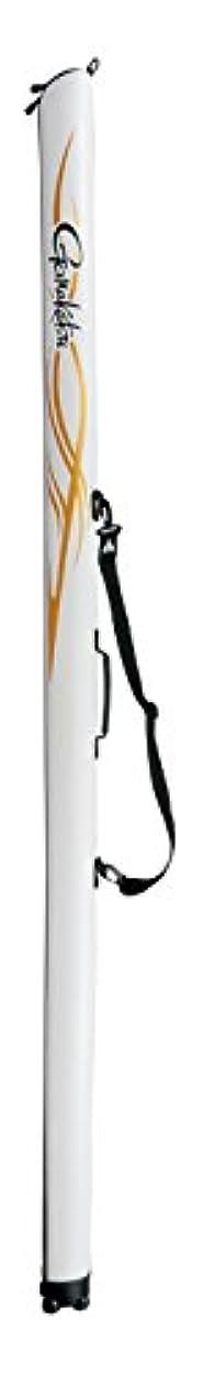 文明化費やすスペクトラムがまかつ(Gamakatsu) ロッドケース スリムロッドケース GC-270 145 ホワイト×ゴールド