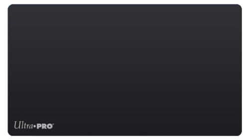 プレイマット ブラック(黒無地) 61x34cm 【ウルトラプロ】