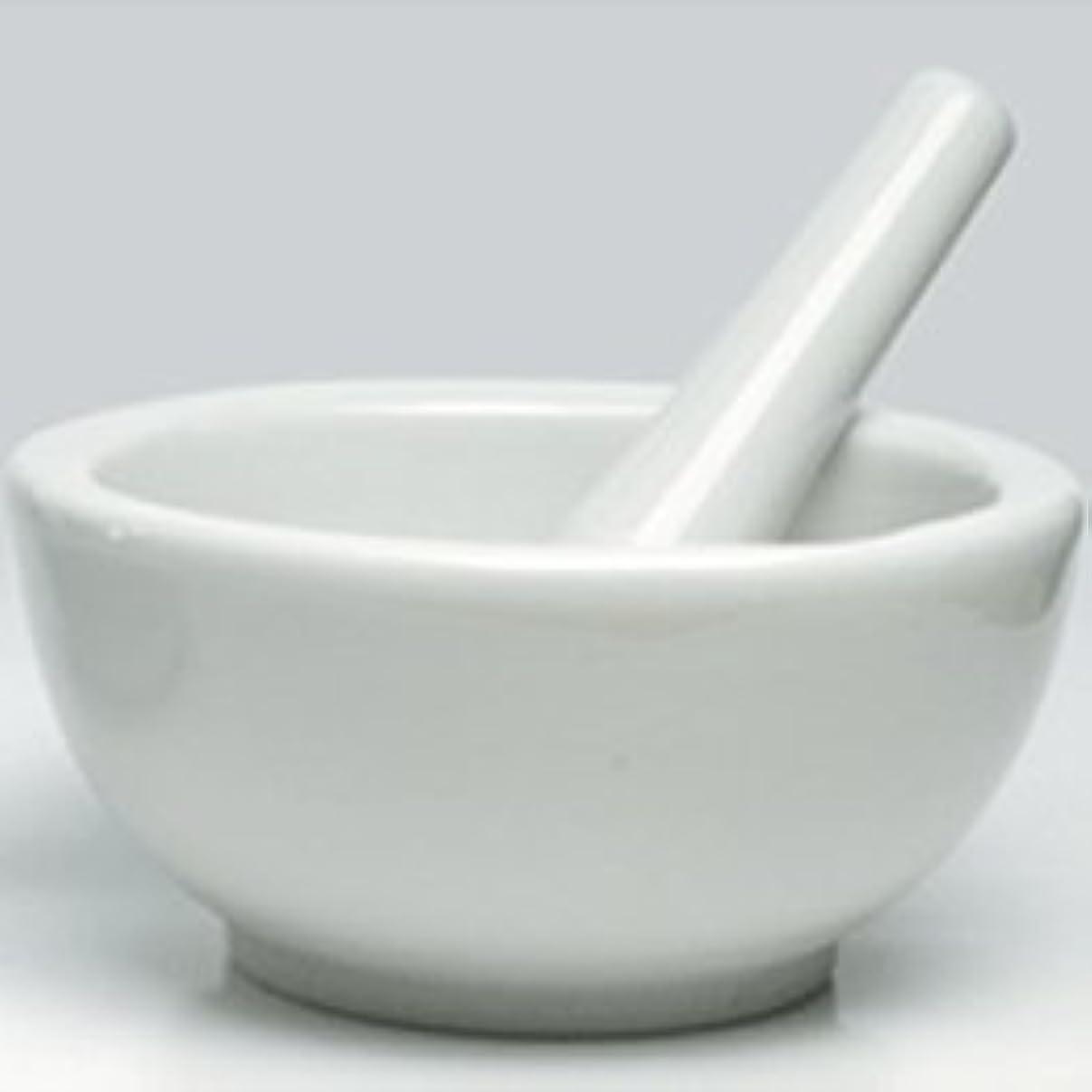 尊厳巻き取り規則性乳鉢L 乳棒付き