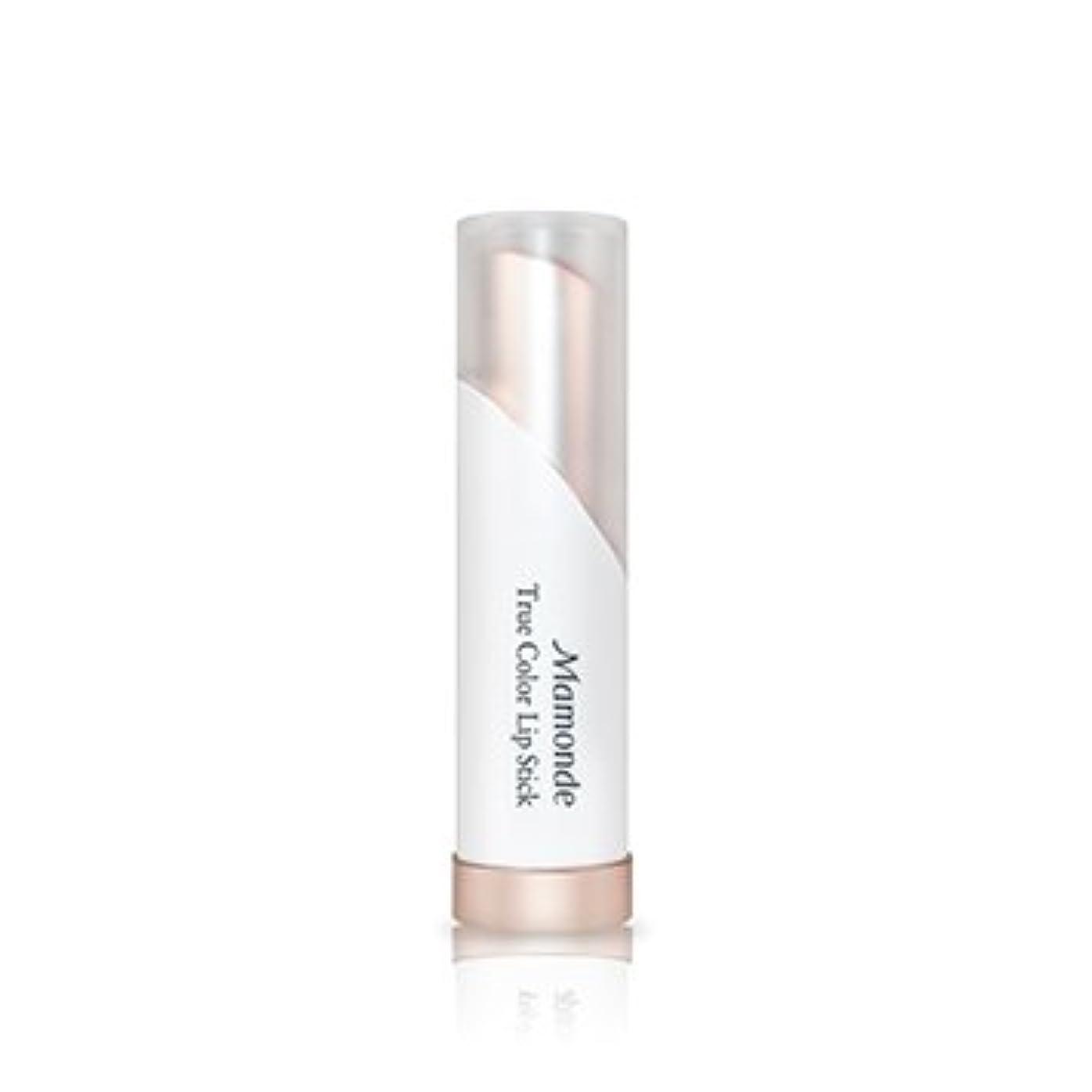 サラミ勇気のある出費[New] Mamonde True Color Lip Stick 3.5g/マモンド トゥルー カラー リップスティック 3.5g (#11 Happiness) [並行輸入品]