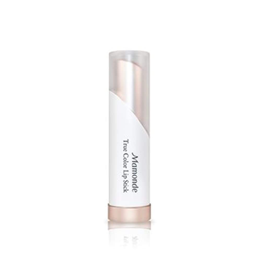 明確なアーク性能[New] Mamonde True Color Lip Stick 3.5g/マモンド トゥルー カラー リップスティック 3.5g (#11 Happiness) [並行輸入品]