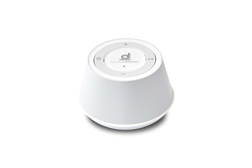 docodemoSPEAKER SP-1(Misty Gray White) ワイヤレススピ-カ-