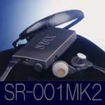 STAX インイヤー型イヤースピーカーシステム SR-001MK2
