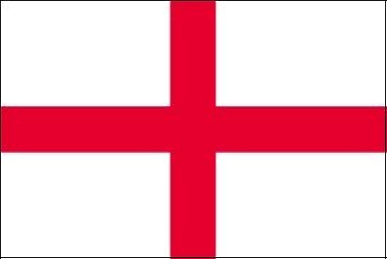 世界の国旗 イングランド 国旗 [100×150cm 高級テトロン製]