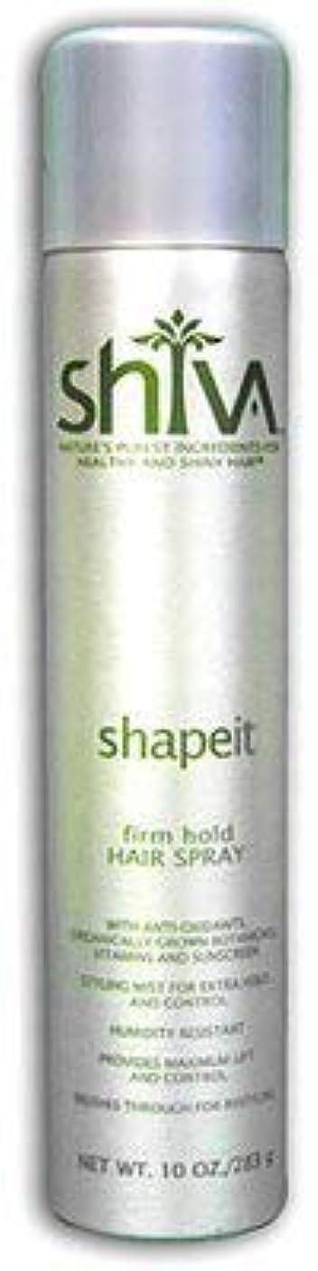 イブニング観光確認してくださいShiva ShapeITヘアスプレー