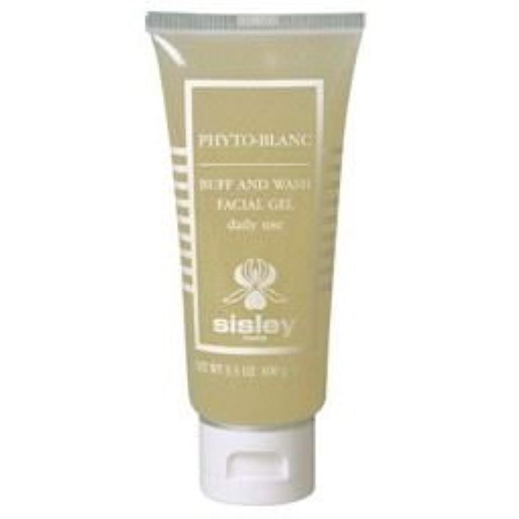 ヒゲここに揮発性[Sisley] シスレーフィトブランバフ&ウォッシュ100ミリリットル - Sisley Phyto-Blanc Buff & Wash 100ml [並行輸入品]