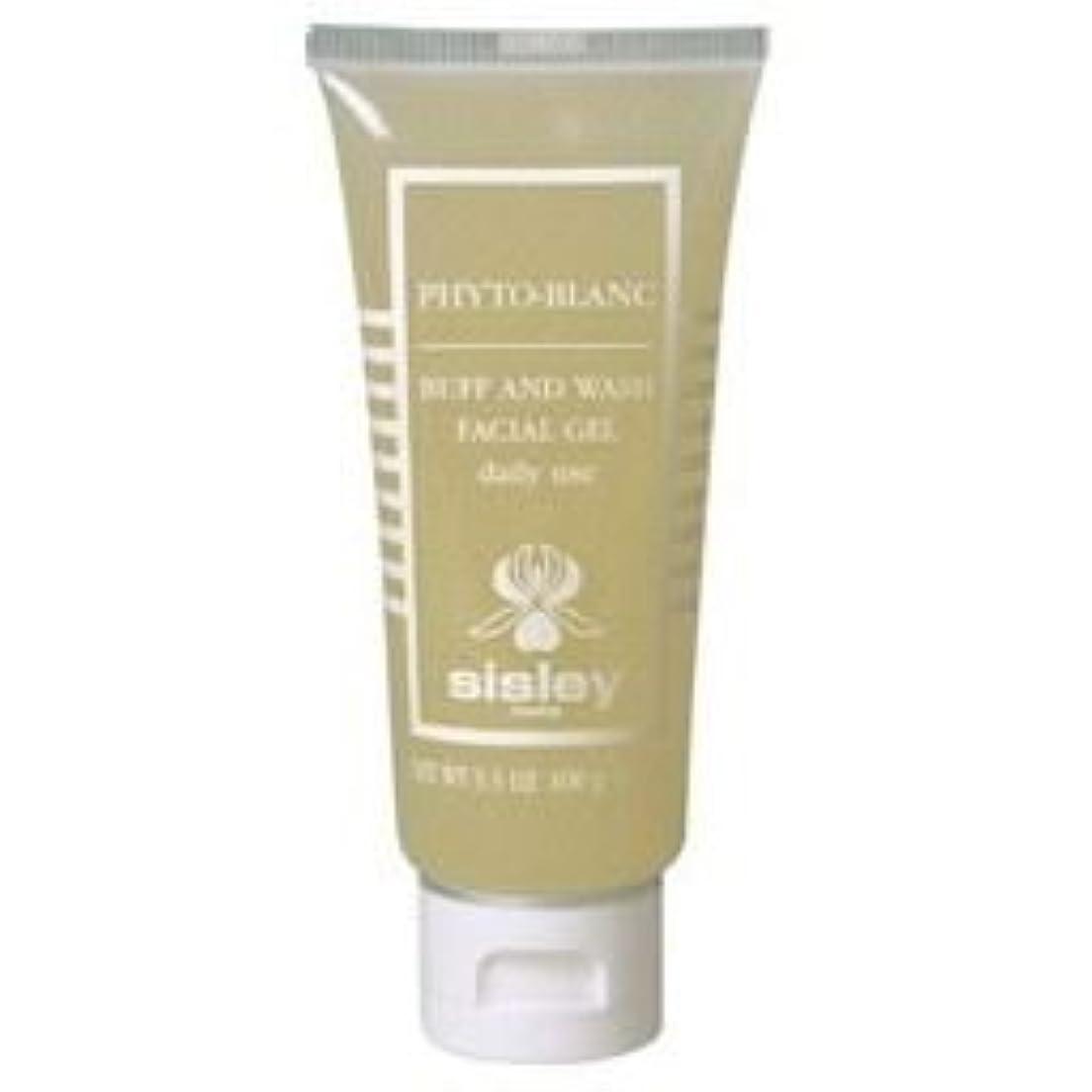 休暇迫害言及する[Sisley] シスレーフィトブランバフ&ウォッシュ100ミリリットル - Sisley Phyto-Blanc Buff & Wash 100ml [並行輸入品]
