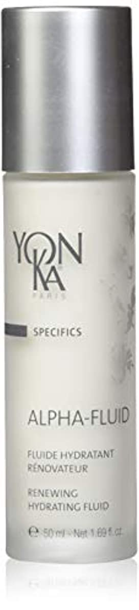 胚弾丸時系列YONKA (ヨンカ) アルファ フルイド_50mL/日中用乳液
