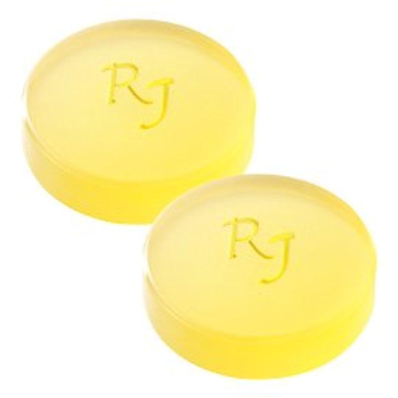 小康口乱れRJスキンケアソープ(洗顔石鹸) 60g×2個 / RJ Skin Care Soap <60g×2>