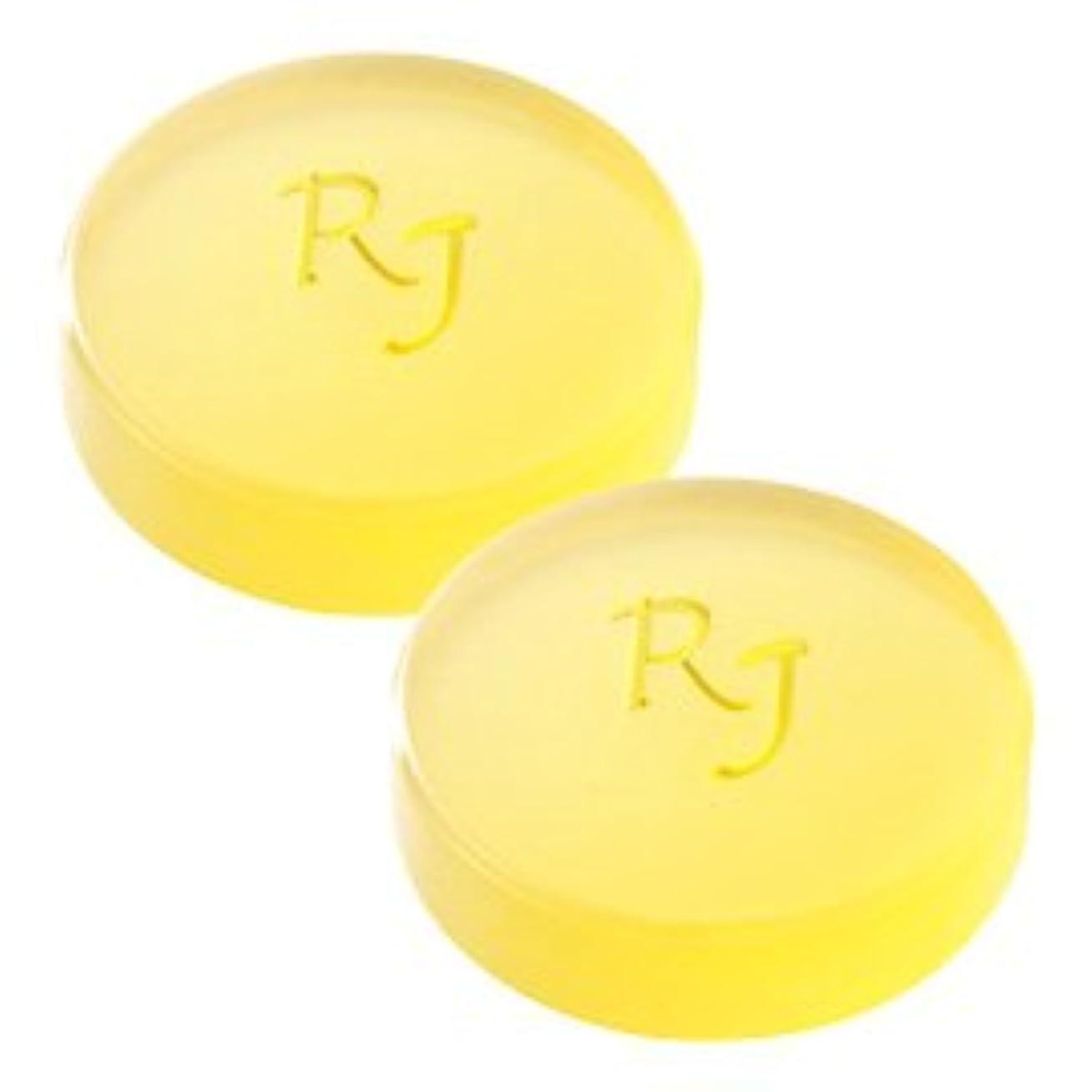 困惑する刈るすりRJスキンケアソープ(洗顔石鹸) 60g×2個 / RJ Skin Care Soap <60g×2>