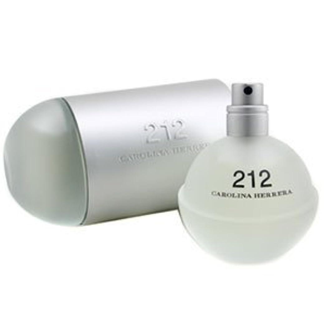全部連鎖敷居キャロライナ ヘレラ 香水 212 EDT SP 60ml ( 30ml ×2) 【並行輸入品】