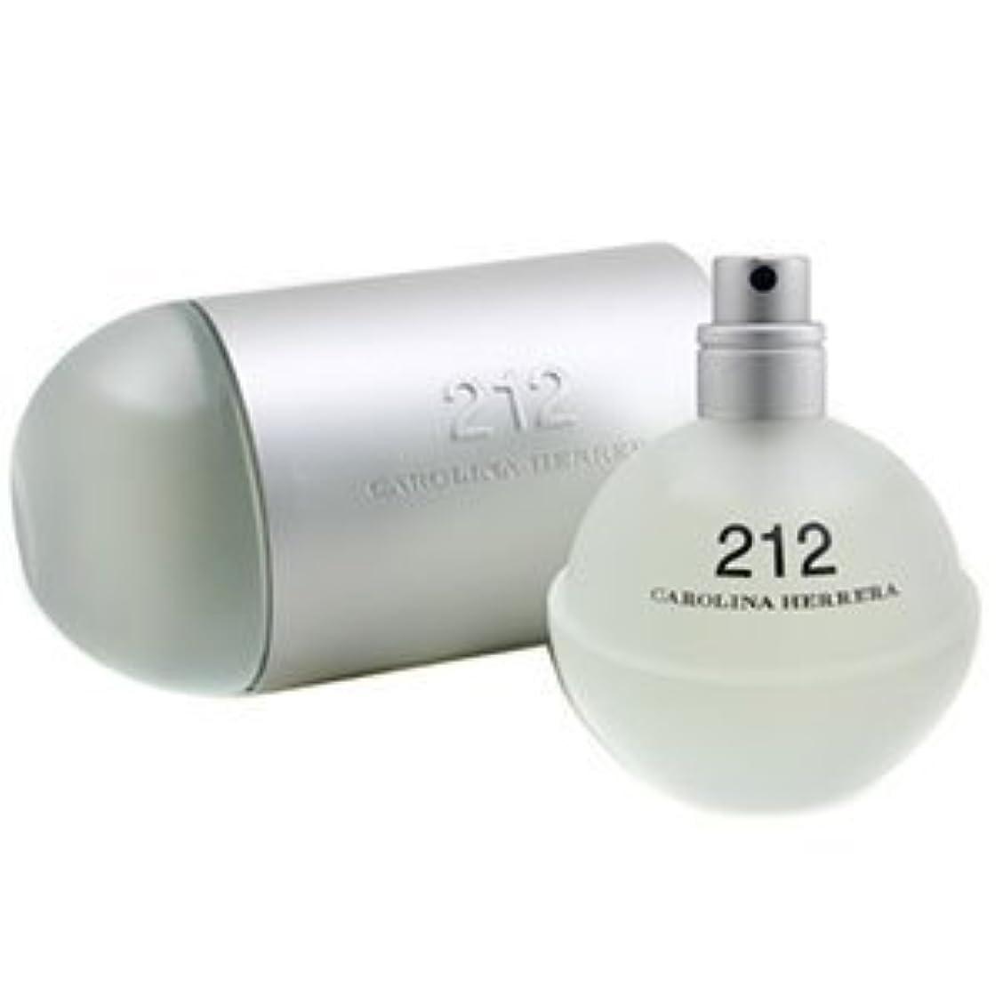 セクタアプライアンス寝てるキャロライナ ヘレラ 香水 212 EDT SP 60ml ( 30ml ×2) 【並行輸入品】