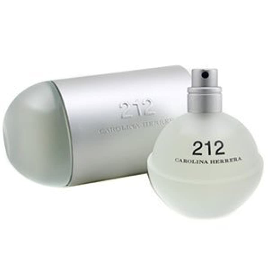 最初うがい薬縞模様のキャロライナ ヘレラ 香水 212 EDT SP 60ml ( 30ml ×2) 【並行輸入品】