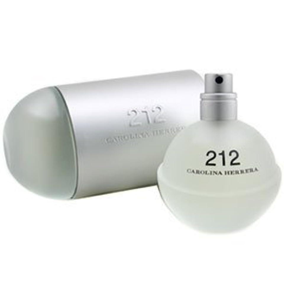 労働前任者資産キャロライナ ヘレラ 香水 212 EDT SP 60ml ( 30ml ×2) 【並行輸入品】