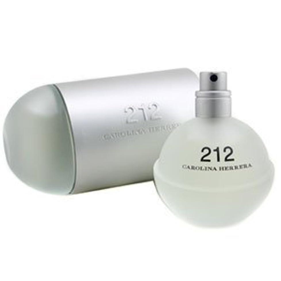 魅力完璧柔らかい足キャロライナ ヘレラ 香水 212 EDT SP 60ml ( 30ml ×2) 【並行輸入品】