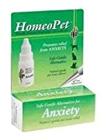 HomeoPet Anxiety Relief bottle 15ml by Homeopet, Llc [並行輸入品]