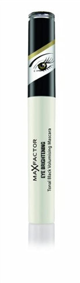 対抗才能のある命令的Max Factor Eye Brightening Tonal Black Mascara by Black Gold For Hazel Eyes by Unknown