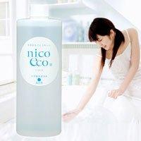 ニコエコ(天然酵素風呂用清浄剤)
