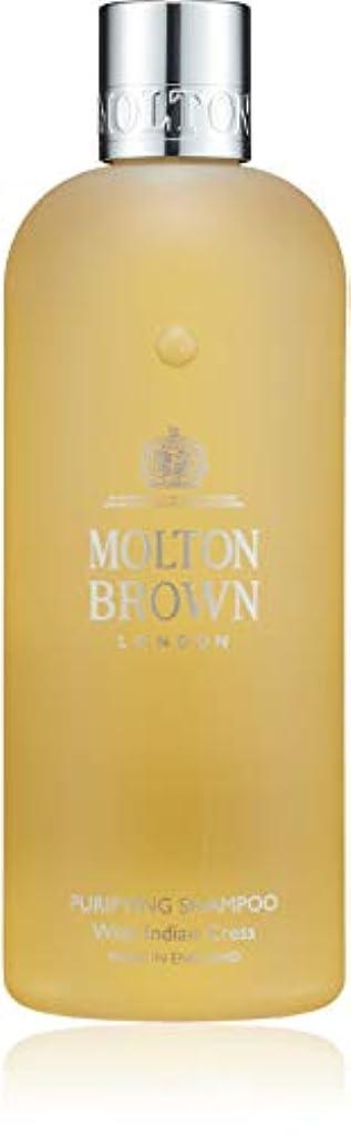 まとめるベリー吐き出すMOLTON BROWN(モルトンブラウン) インディアンクレス コレクションIC シャンプー