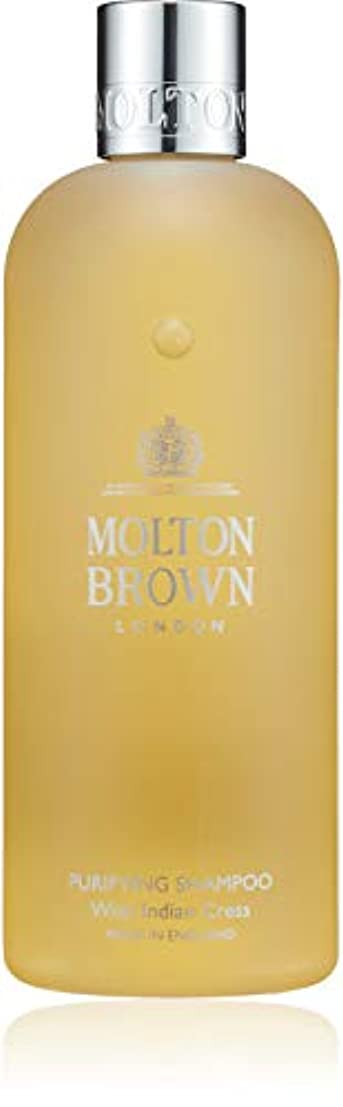 沼地入射失態MOLTON BROWN(モルトンブラウン) インディアンクレス コレクションIC シャンプー