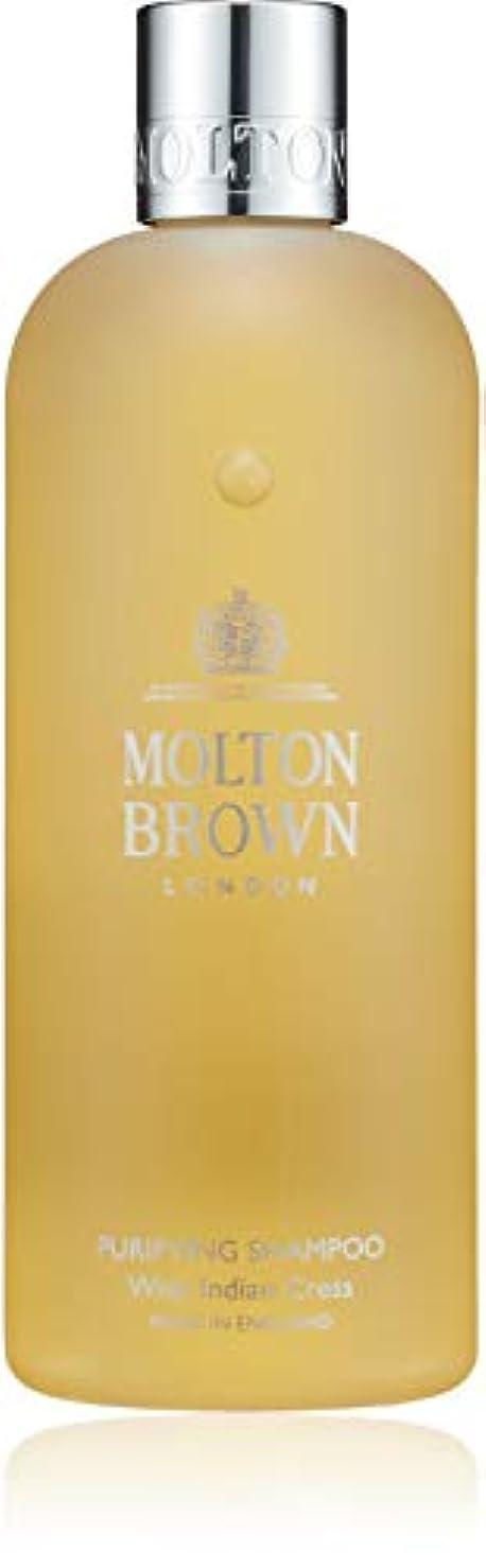 スプーンストライプ富MOLTON BROWN(モルトンブラウン) インディアンクレス コレクションIC シャンプー 300ml