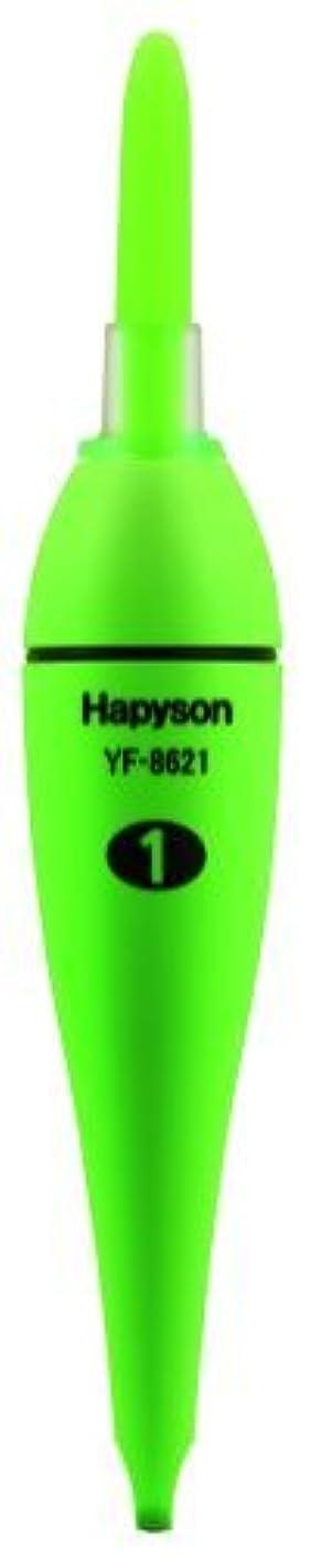 万歳放射能シードハピソン(Hapyson) 緑色発光ラバートップミニウキ 1号 電池付 YF-8621