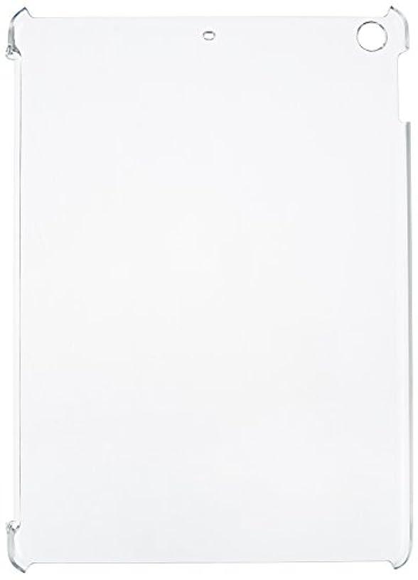 近所の細分化するラベエレコム 9.7インチ iPad 2017年モデル クレバーシェルカバー スマートカバー対応 クリア TB-A179PV3CR