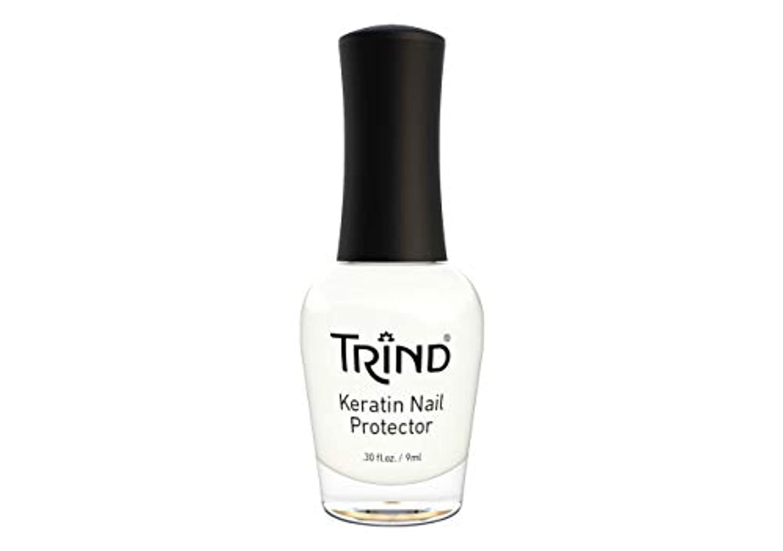 普通に敬の念無傷TRIND(トリンド) ネイル プロテクター NC02 9ml