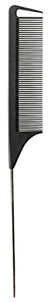 腰平等シャイニングFromm Carbon Fine Tooth Pin Tail Comb, 9.25 Inch [並行輸入品]