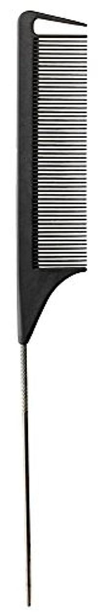 肘クラウド意味のあるFromm Carbon Fine Tooth Pin Tail Comb, 9.25 Inch [並行輸入品]