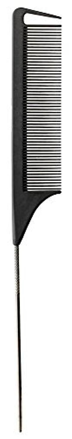 逃げるが欲しい世論調査Fromm Carbon Fine Tooth Pin Tail Comb, 9.25 Inch [並行輸入品]