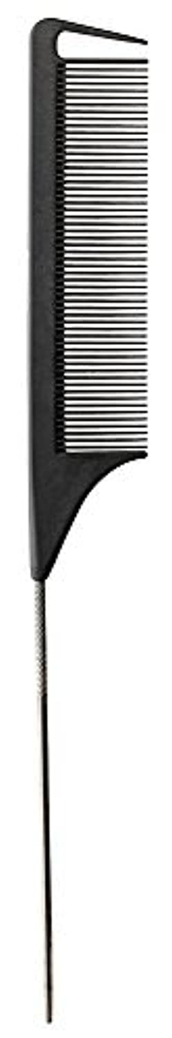 泣く他の場所センターFromm Carbon Fine Tooth Pin Tail Comb, 9.25 Inch [並行輸入品]