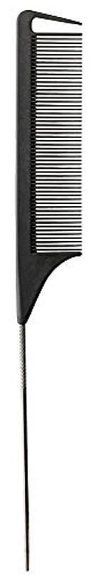 グラディス霊博覧会Fromm Carbon Fine Tooth Pin Tail Comb, 9.25 Inch [並行輸入品]