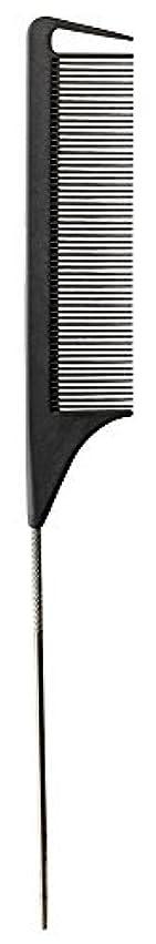 インターネットロビー狂人Fromm Carbon Fine Tooth Pin Tail Comb, 9.25 Inch [並行輸入品]