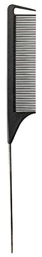 常識改善する同様にFromm Carbon Fine Tooth Pin Tail Comb, 9.25 Inch [並行輸入品]