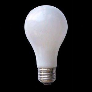 電材堂 白熱電球 100V 60W形 E26口金 LW100V54WD