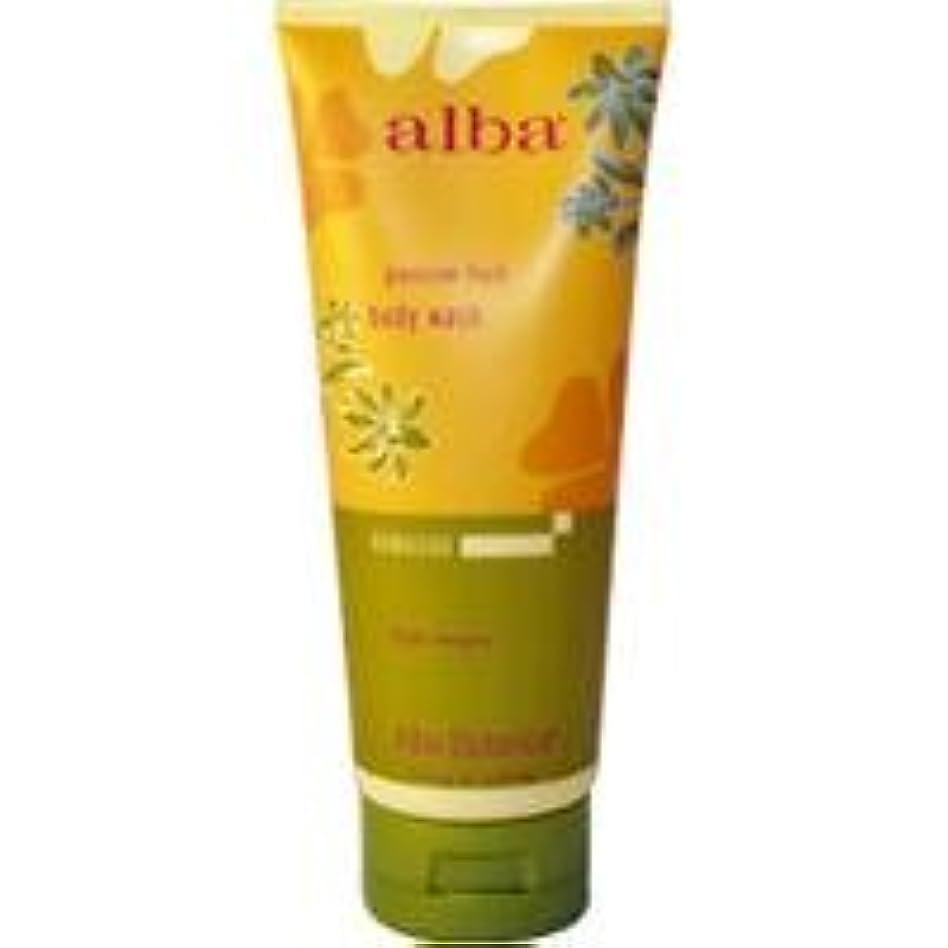 に慣れとまり木光電Alba - Passion Fruit Body Wash - 7 fl oz (200 ml)~ハワイから直送~