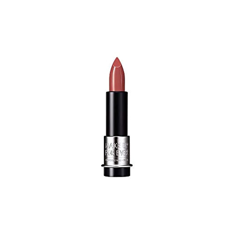落とし穴発生器液化する[MAKE UP FOR EVER] これまでアーティストルージュクリーム口紅3.5グラムのC108を補う - ハシバミ色ベージュ - MAKE UP FOR EVER Artist Rouge Creme Lipstick...