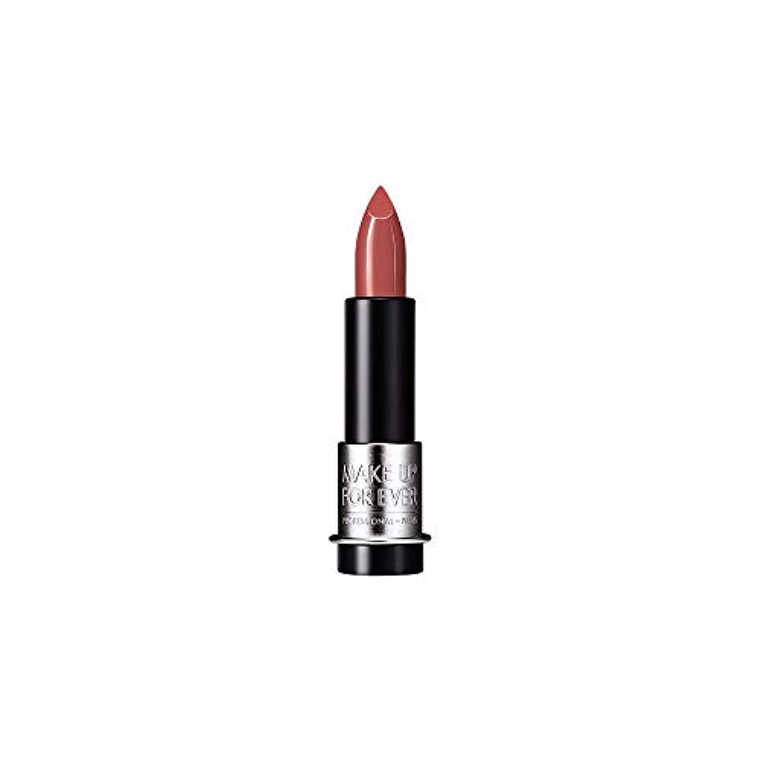 約そのような酸っぱい[MAKE UP FOR EVER] これまでアーティストルージュクリーム口紅3.5グラムのC108を補う - ハシバミ色ベージュ - MAKE UP FOR EVER Artist Rouge Creme Lipstick...
