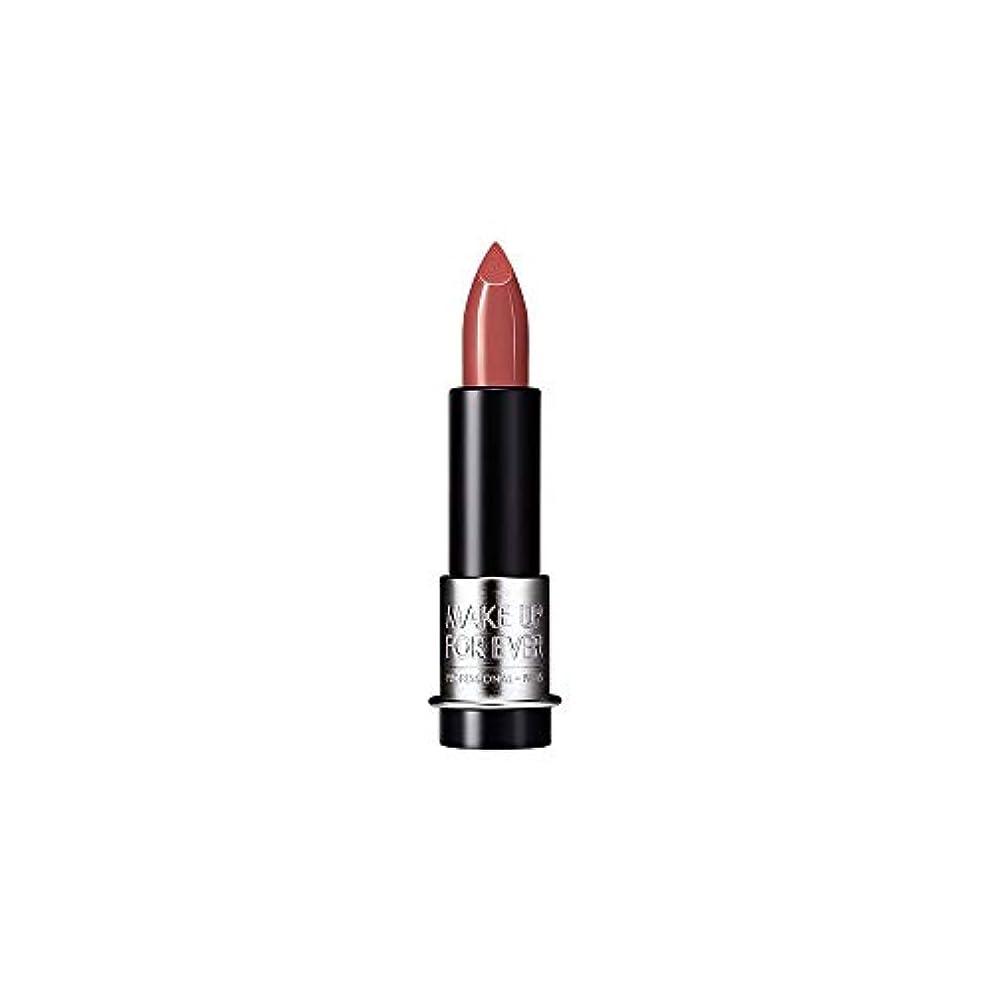 ガロン香り確立[MAKE UP FOR EVER] これまでアーティストルージュクリーム口紅3.5グラムのC108を補う - ハシバミ色ベージュ - MAKE UP FOR EVER Artist Rouge Creme Lipstick...