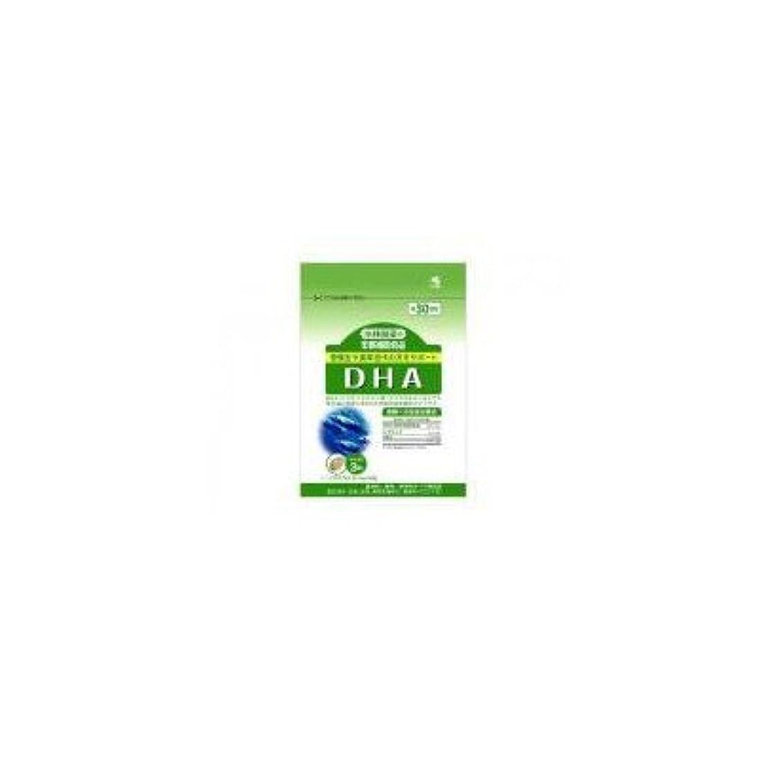 クレタ食料品店徐々に小林製薬の栄養補助食品 DHA(90粒 約30日分) 4セット
