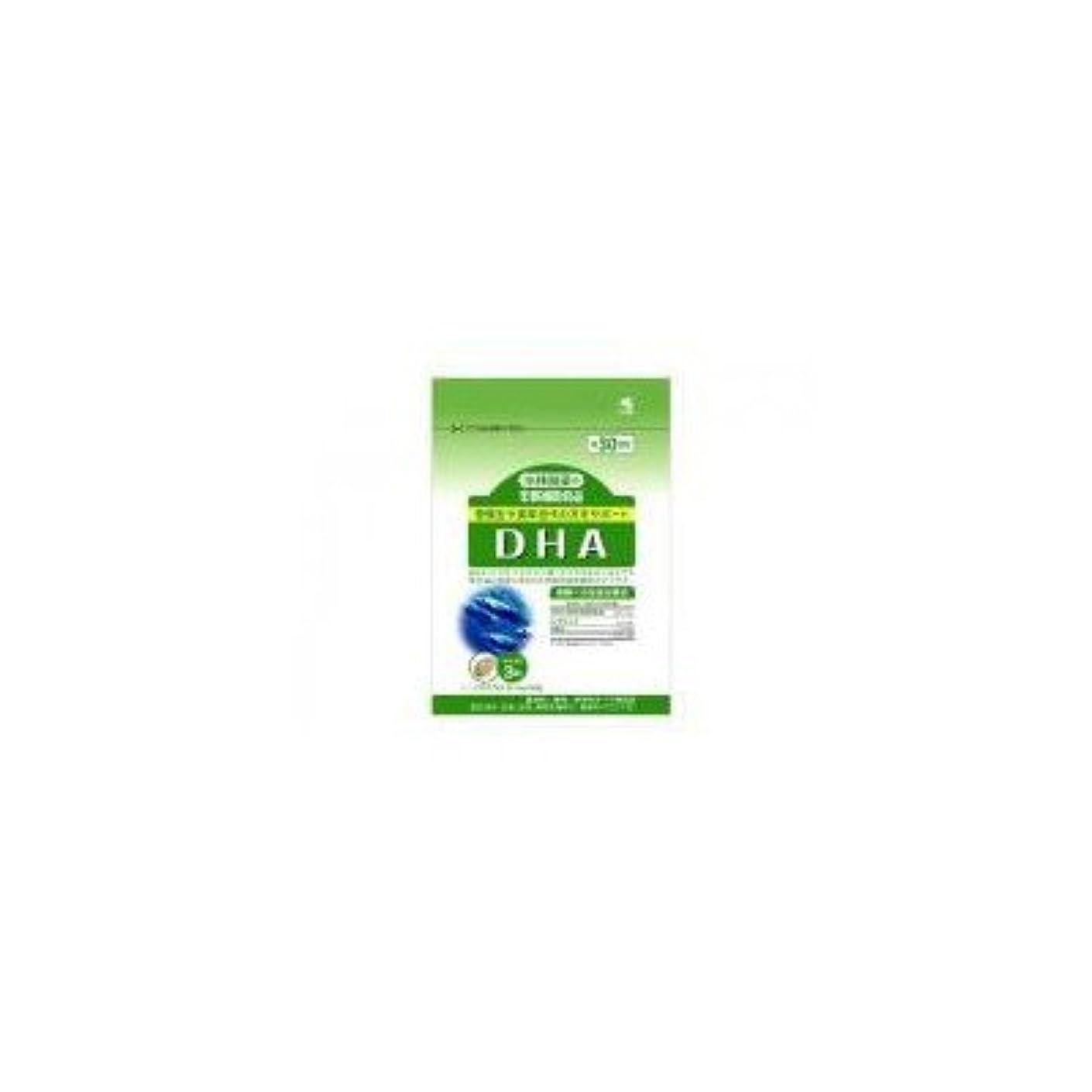合わせてティッシュ歯小林製薬の栄養補助食品 DHA(90粒 約30日分) 4セット