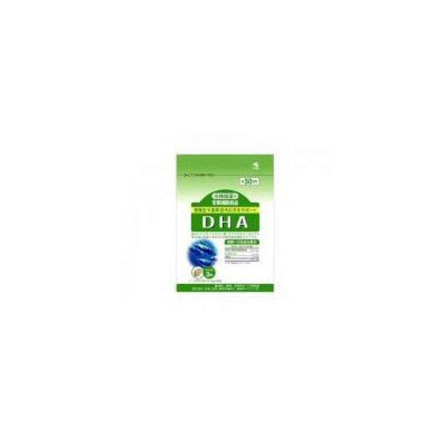 カセットハブブ資源小林製薬の栄養補助食品 DHA(90粒 約30日分) 4セット