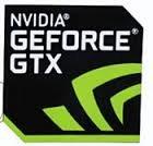 NVIDIA GEFORCE GTX エンブレムシール 17.5mm x 1...