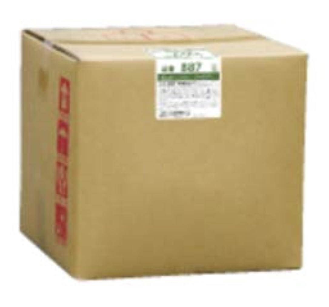 建物繊毛スポークスマンフタバ化学 スパジアス シャンプー 18L 詰め替え 800ml専用空容器付 黒糖と蜂蜜